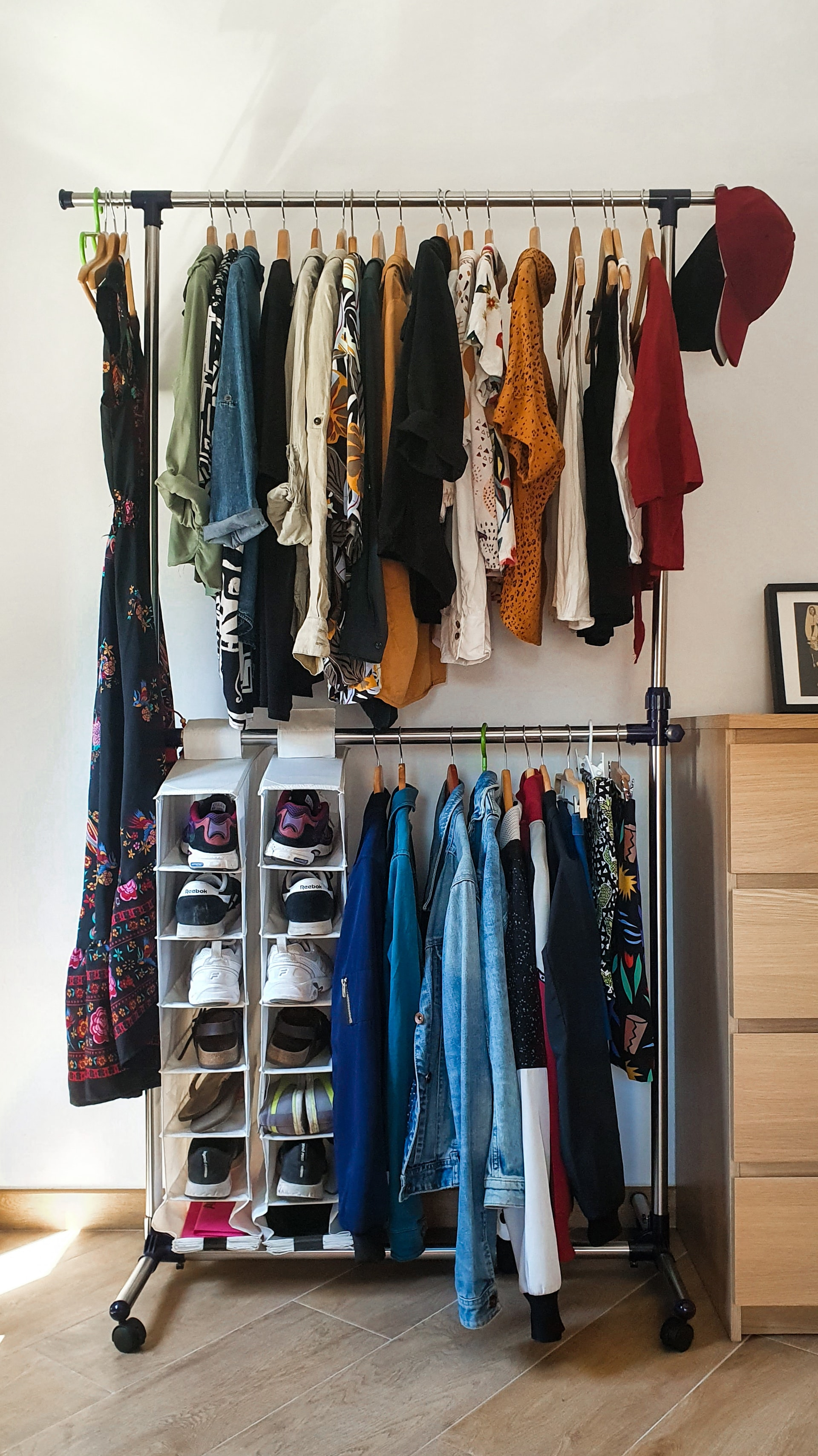 Top Tips For Organising Your Wardrobe